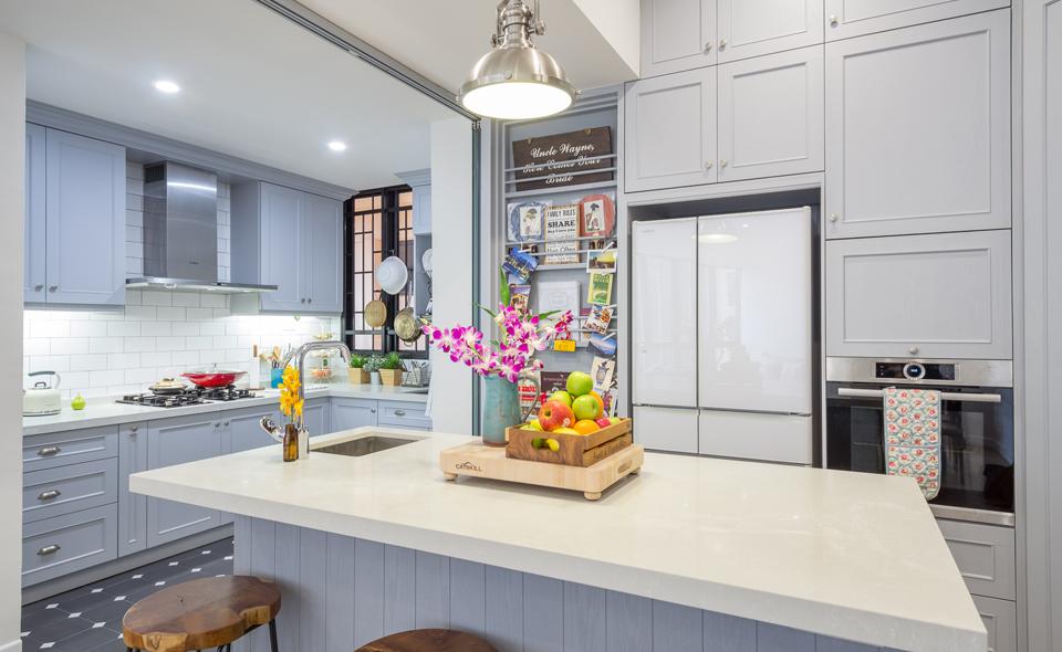 Country Style Interior Kitchen Design
